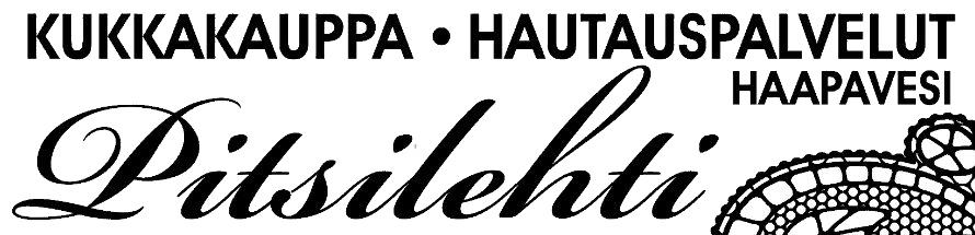Kukkakauppa Pitsilehti